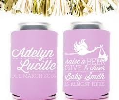 baby shower koozies baby shower koozies from baby shower koozies made easy baby
