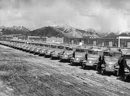 army jeep ww2 wwii vehicle boneyards were essentially war machine landfills