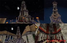 minecraft classical style lighthouse by x luminare x on deviantart