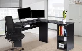 Glass Top Desk With Keyboard Tray Shining Photograph Gaming Desk Sweet Lap And Bed Desk Top Curved