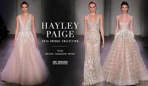 hayley bridal wedding dresses hayley 2016 bridal collection
