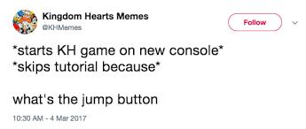 Kingdom Hearts Memes - hey do you play kingdom hearts i got some memes for ya