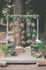 Wedding Arch Greenery 45 Greenery Air Plants Wedding Decor Ideas U2013 Hi Miss Puff