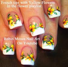 robin moses nail art yellow nail art designs to wear for summer