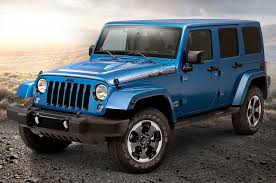 green jeep wrangler unlimited 2014 jeep wrangler polar edition hits north america