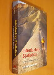 introductory statistics a problem solving approach with student
