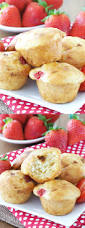 strawberry cottage cheese mini muffins the breakfast drama queen