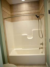 Fiberglass Or Acrylic Bathtub Fiberglass Tub Shower Houzz
