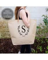 bridesmaid gift bags amazing deal bridesmaid gift tote bag bridal party tote bag