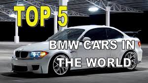 the best bmw car top 5 best bmw cars in the