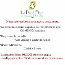 offre emploi cuisine emploi cuisine awesome awesome emploi cuisine jpgvud