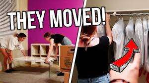 they moved moving hacks youtube