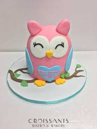 owl baby shower cake owl baby shower cake croissants myrtle bistro bakery