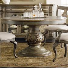 hooker dining room furniture dining tables standard sideboard height large round dining table