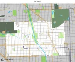 Harris County Zip Code Map by Map Of Building Projects Properties And Businesses In 60625 Zip Code