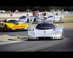 mercedes le mans mercedes c9 24 hours le mans 1989 winners 1st 2nd and 5th places