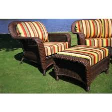 Patio Chair And Ottoman Set Incredible Lexington Outdoor Club Chair And Ottoman To Lex Co1