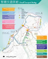 Fau Map Study On The Enhancement Of The Lau Fau Shan Rural Township And