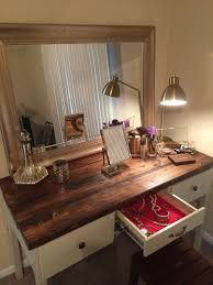 Diy Makeup Vanity Desk 36 Diy Makeup Vanity Ideas And Designs Gallery Gallery