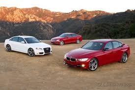 2009 audi a4 vs bmw 3 series 2012 audi a4 vs 2012 bmw 328i vs 2012 mercedes c250