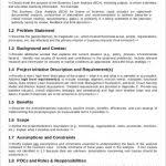 business case analysis template business case analysis template 8