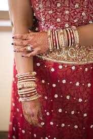 Indian Wedding Chura Amrita U0026 David U0027s Sunny Guyanese American Fusion Wedding Florida