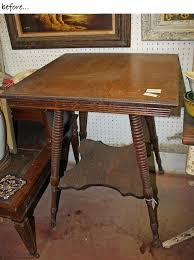 antique spindle leg side table spindle side table alternate view alternate view modern spindle side
