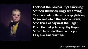 lucy ashton u0027s song by sir walter scott youtube