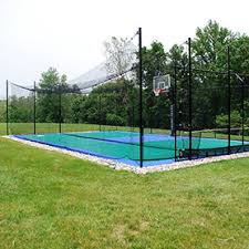 home batting cages backyard batting cages sport court mid atlantic