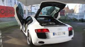 Audi R8 Modified - audi r8 modified doors youtube