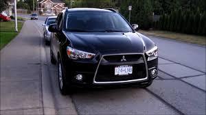 black mitsubishi outlander sport 2011 mitsubishi rvr outlander sport asx best suv gas mileage