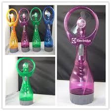 water bottle misting fan mini misting air cooler fan with ice water bottle mist fan buy