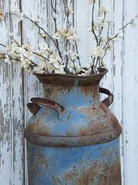 Old Milk Can Decorating Ideas 412 Best Milk Cans Images On Pinterest Old Milk Cans Country
