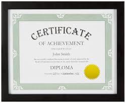 certificate frame model t certificate frames jerry s artarama
