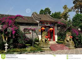 Traditional Home Designs Pengzhou China Traditional Chinese House Editorial Photography