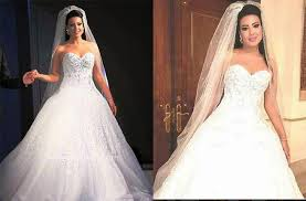 most expensive wedding gown this is what a 1 5 million wedding dress looks like