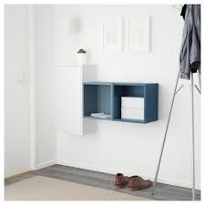Valje Wall Cabinet White Ikea by Eket Wall Mounted Cabinet Combination White Ikea