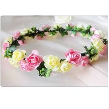 flower hair band new 2014 arrival wholesale 1 flower headband bridal