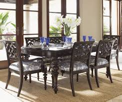 asian style dining room furniture tommy bahama home spaces tropical with asian inspired bamboo