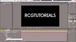 tutorial kinetic typography after effects after effects tutorial kinetic typography fade scale each letter