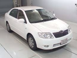toyota corolla suv japanese used cars exporter dealer trader auction cars suv