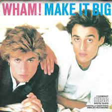 big photo albums wham 1980s song album amke it big search design delight
