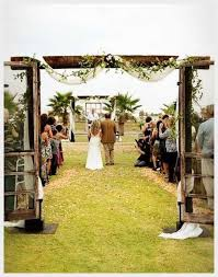 Backyard Country Wedding Ideas by Diy Weddings Create Kind Arbors From Amazing Floral Arches