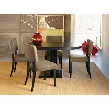 5 pc round pedestal dining table dining table 5 piece set kabujouhou home furniture 24 within 5 pc