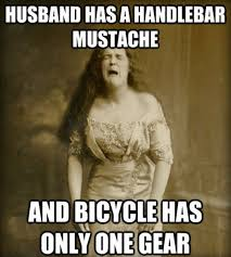 Funny Mustache Memes - the funniest of the 1890s problems meme 20 pics izismile com