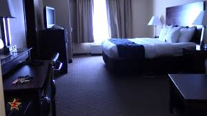 Comfort Suites Comfort Suites Comfort Suites Gettysburg Pa King Bed Whirlpool Tub Suite Tour