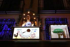 christmas lights in madrid 2012 an insider u0027s spain travel blog