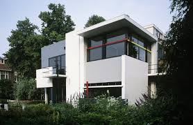 modern architecture house floor plans the look of modern architecture de stijl utrecht and architecture