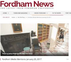fordham alumni list news christie neptune