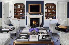 Traditional Living Room Interior Design - 20 beautiful living rooms with fireplaces